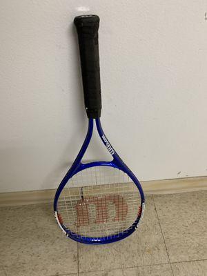 Wilson Fusion XL Tennis Racket for Sale in Anaheim, CA