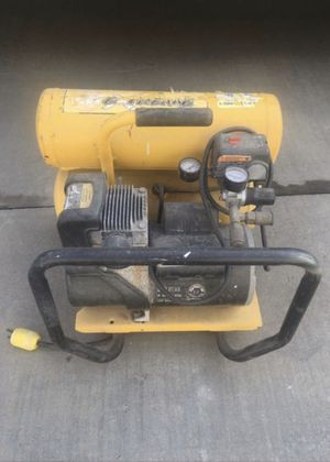Campbell compressor for Sale in Modesto, CA