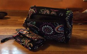 Vera Bradley purse and Wristlet for Sale in Wagener, SC