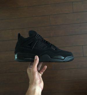 Nike Air Jordan 4 Black Cat Brand New Size 9.5! for Sale in Davie, FL