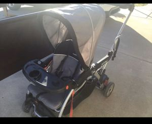 Sit n stand double stroller for Sale in Phoenix, AZ