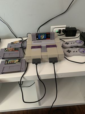 Super Nintendo for Sale in Calverton, MD