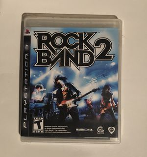 Rock Band 2 PS3 for Sale in Riverside, CA