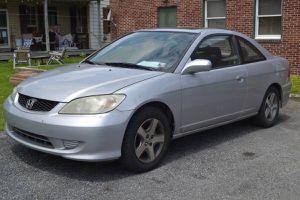 2004 Honda Civic EX for Sale in Strasburg, PA