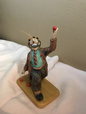 Emmett Kelly Juggling Clown for Sale in San Antonio, TX