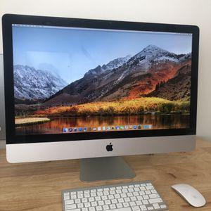 "Apple iMac 27"" for Sale in Manhattan Beach, CA"