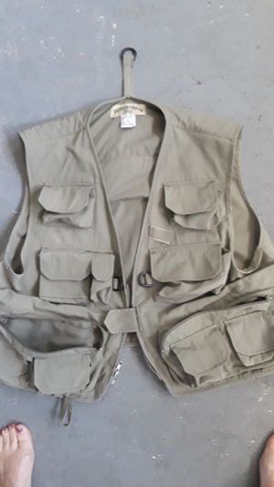Fly fishing vest and gear for Sale in Oakdale, NY