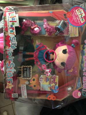 Lalaloopsy hair star! ****NEW IN BOX/ NEVER USED**** for Sale in Orlando, FL