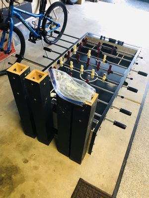 Fooseball Table - FREE for Sale in Plainfield, IL