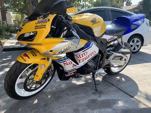06 Honda cbr 1000rr. Runs for Sale in Las Vegas, NV