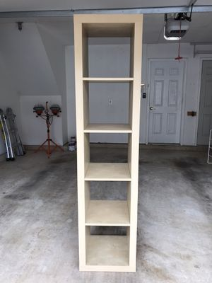 IKEA book case/shelving unit for Sale in Herndon, VA