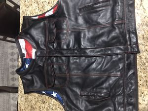 Motorcycle vest for Sale in Homestead, FL