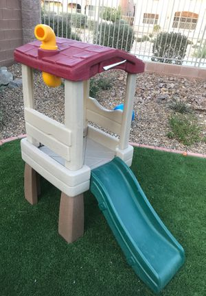 Step 2 Kids Toy Slide With Stairs for Sale in Las Vegas, NV