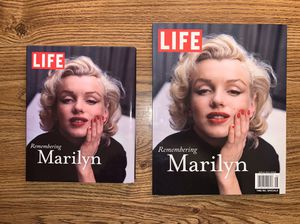 Marilyn Monroe books original hard and soft cover for Sale in Palos Hills, IL