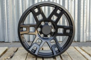 20x9 Set of 4 Fit Toyota TRD PRO 4Runner Tacoma FJ Cruiser Lexus Gx460 Gx470 Matte Black Wheels 20 Inch 6x139.7 +0 Rims for Sale in Hayward, CA