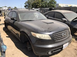Infiniti fx35 parts for Sale in Modesto, CA