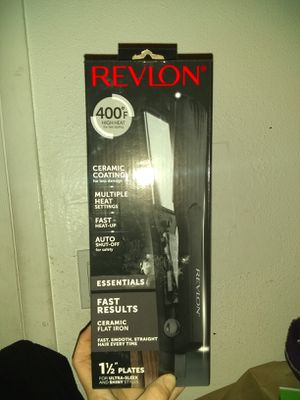 New in box hair straightener for Sale in Portland, OR