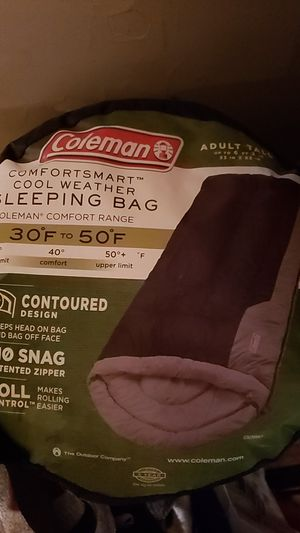 Coleman Sleeping Bag for Sale in Philadelphia, PA