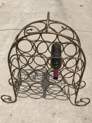 15 Bottle Wine Rack for Sale in Redlands, CA