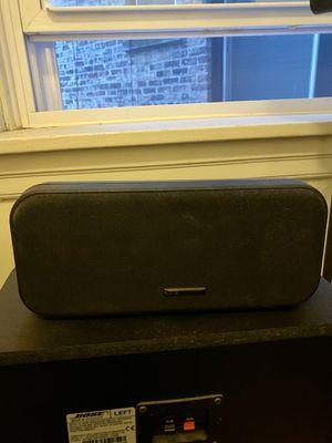 BIC DV32 Center channel speaker for Sale in Chicago, IL