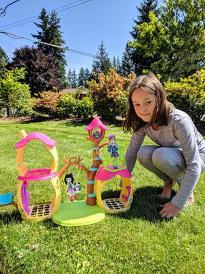 Enchantimals Playhouse for Sale in University Place, WA