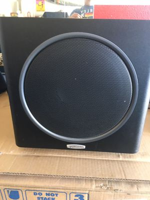 "Polk Audio Powered 10"" Subwoofer for Sale in Corona, CA"