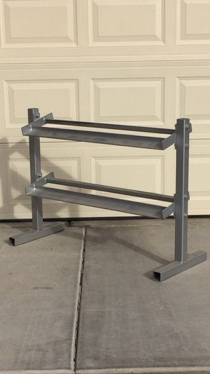 Dumbbell Weight Stand for Sale in Las Vegas, NV