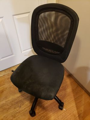 Black Desk Chair for Sale in Queens, NY