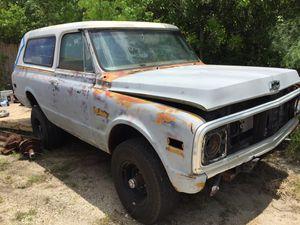 1972 Chevy blazer k5 for Sale in San Antonio, TX