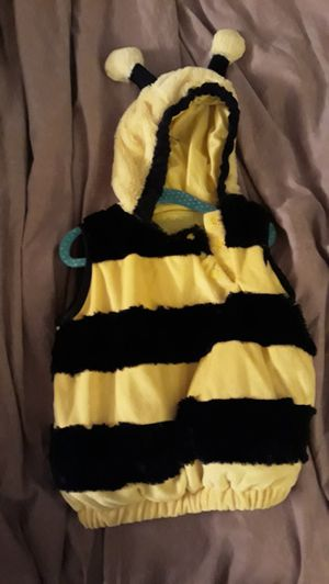 Baby or toddler bumblebee costume for Sale in Ontario, CA