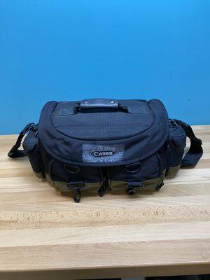 Canon DSLR camera bag for Sale in Encinitas, CA