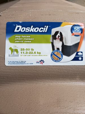 Doskocil Dog House for Sale in Medina, OH