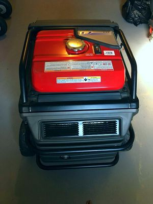 Honda Generator , super quite -EU7000is- model for Sale in Santa Ana, CA