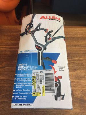 Compact folding bike rack for Sale in Las Vegas, NV
