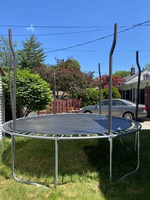 Big Trampoline for sale for Sale in Dearborn, MI