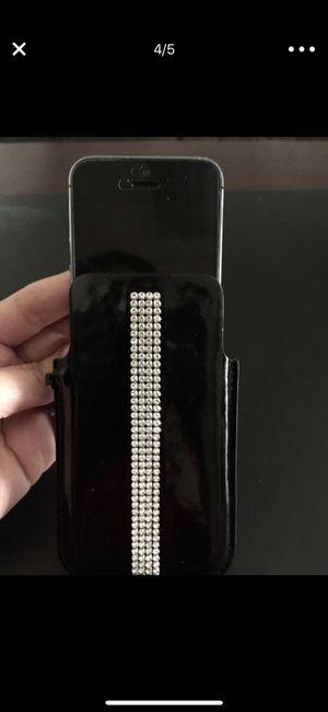 Swarovski iPhone 5/6 case like new for Sale in Poway, CA
