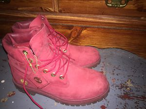 Red timberlands for Sale in Lincoln Park, MI