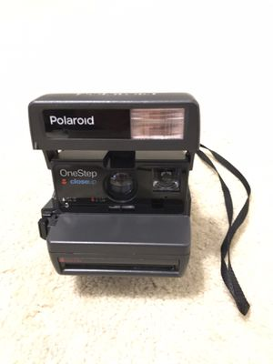 Polaroid Onestep closeup 600 plus for Sale in Harrisonburg, VA