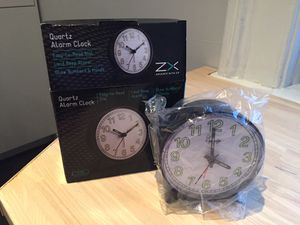 Glow in the dark alarm clock for Sale in Washington, DC
