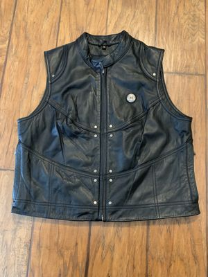Harley Davidson Motorcycle vest for Sale in Moreno Valley, CA