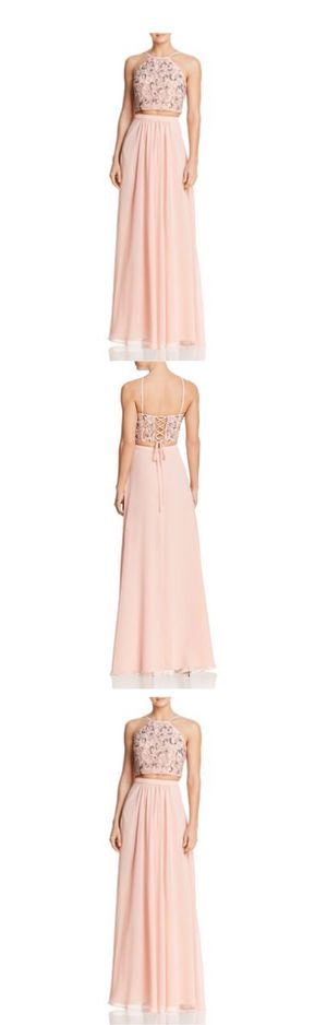 2 piece prom dress for Sale in Los Angeles, CA