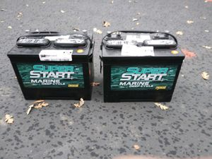 Super Start Group Size 31 Top Post Batteries for Sale in Morgan Hill, CA