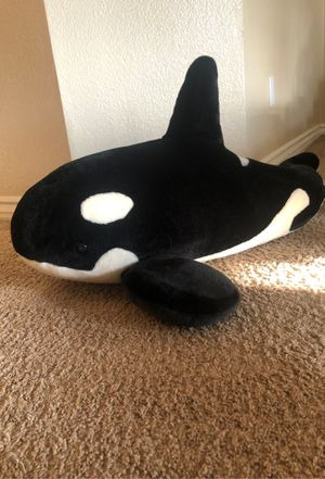 LARGE Whale Stuffed Animal for Sale in Rancho Cucamonga, CA