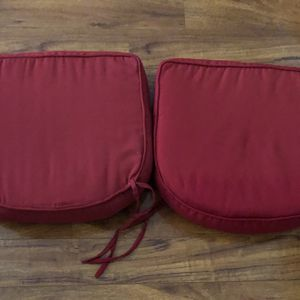 Red Seat Cushions for Sale in West Palm Beach, FL