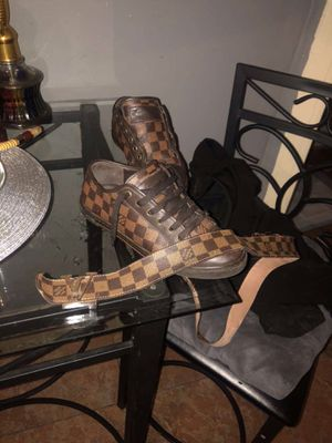 Louis Vuitton shoes size 7 for Sale in The Bronx, NY