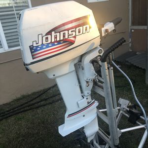 Johnson 6HP 2 Stroke for Sale in Salinas, CA