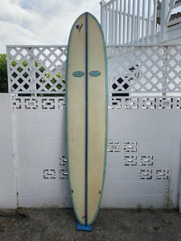 Longboard surfboard great shape