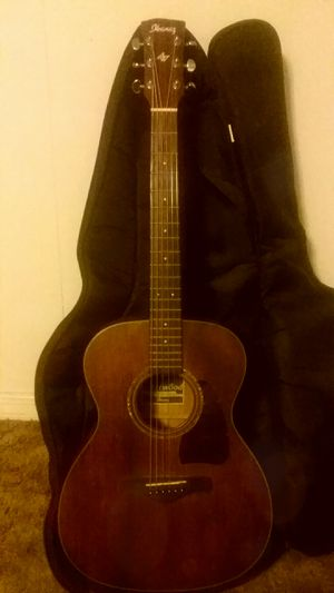 Ibanez Artwood acoustic guita for Sale in Joplin, MO