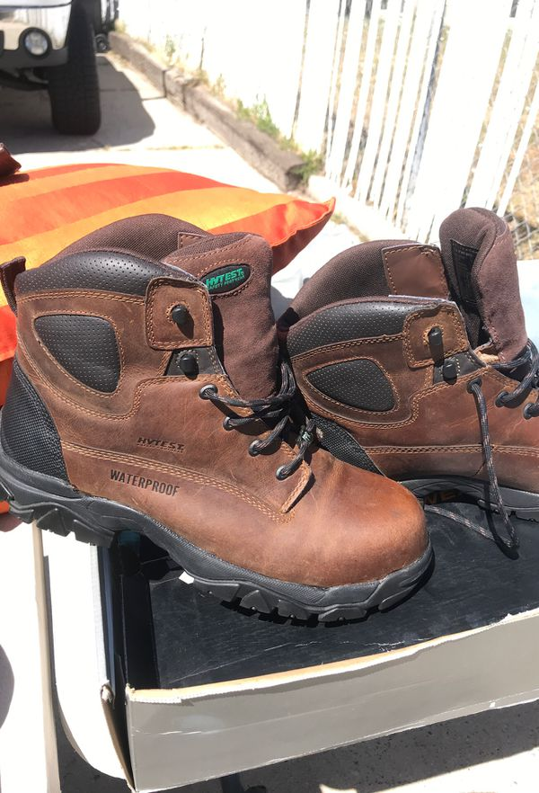 Timberland work boots/Hytest Water proof