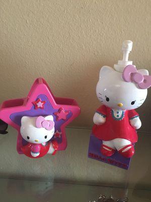 Hello Kitty bathroom set for Sale in Colorado Springs, CO
